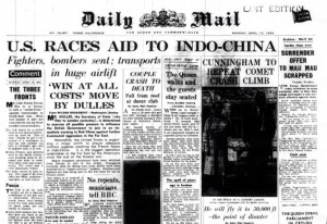 Daily Mail 12 April 1954